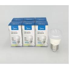 5W LED 球膽 (冷日光) 6盒