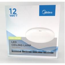 12W LED 吸頂燈 (暖黃光)