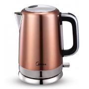 (搶購) 1.6L - 時尚噴塗不銹鋼電熱水壺 (C)