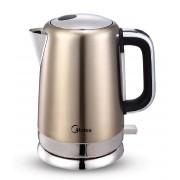 (搶購) 1.6L - 時尚噴塗不銹鋼電熱水壺 (G)