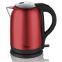(搶購) 1.7公升不銹鋼電熱水壺 (熱情紅色)
