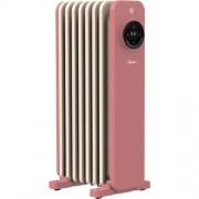 1500W 7片電子式充油暖爐 (粉紅色)